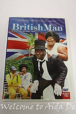Britishman sequel before 1960 part 1&2 DVD (Brand new sealed)