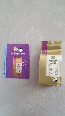 M/&S Peruvian Coffee Beans Collectable