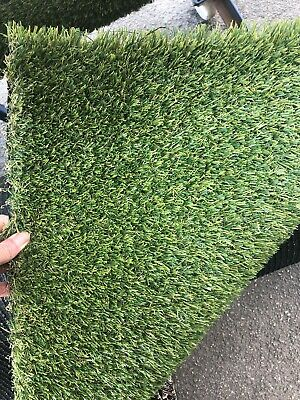 2m X 2m Top Quality 40 Mm Artificial Grass Roll End