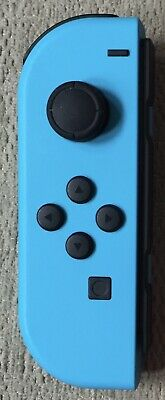 Official Nintendo Switch Neon Blue Left Joy-Con Controller