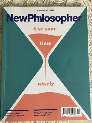 New Philosopher Magazine - Issue 22 TIME