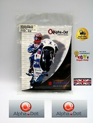 Alpha Dot MOTORCYCLE & HOME valuable SECURITY Marking Protection Kit  COSTS £50!
