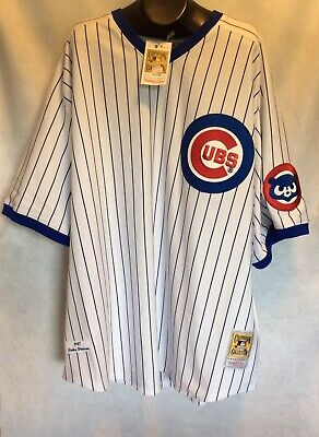 new concept 839d3 9603d ANDRE DAWSON CHICAGO Cubs Mitchell & Ness MLB Authentic 1987 Jersey Size 64  5XL