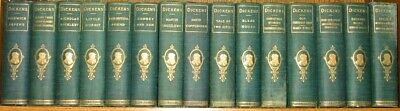 Complete Works of CHARLES DICKENS! ILLUSTRATED STERLING EDITION Late VICTORIAN!