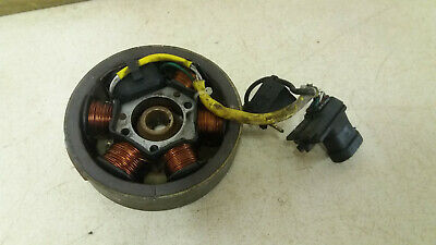 piaggio nrg 50 ice 50 SR50 zip 50 typhoon 50 working stator and flywheel