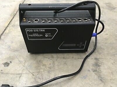 PDS 375 TRX Power Supply City Theatrical Free Ship