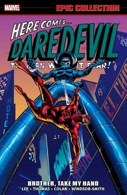 Daredevil Brother, Take My Hand