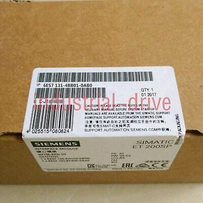 1PC New Brand Siemens 6ES7 131-4BB01-0AB0 One year warranty 6ES71314BB010AB0