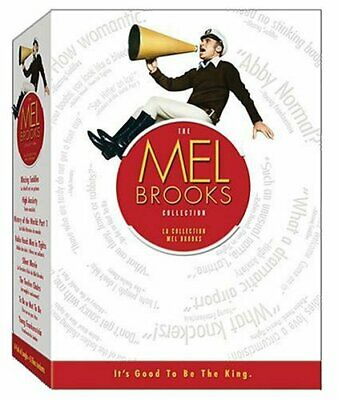 The Mel Brooks Collection, DVD Box Set