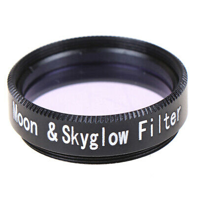1.25 inch Moon and Skyglow Filter for Astromomic Telescope Ocular Glass