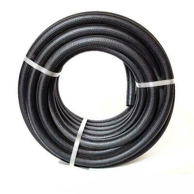 FIRE FIGHTING REEL BLACK HOSE PIPE PUMP 20mm 3/4 x 10m COIL SAFETY Australian