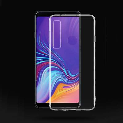 Soft Slim Silicone For Samsung Galaxy A70 A50 A40 Crystal Clear Phone Case Cover