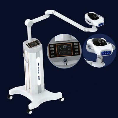 Dental LED 60W Constant Temperature 360 Rotate Laser Teeth Whitening Lamp Light