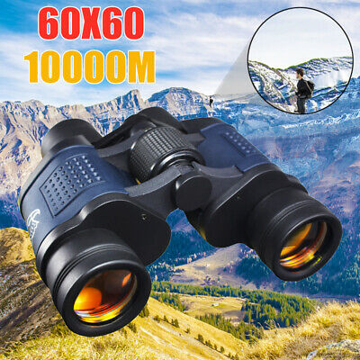 Telescope 60X60 Binoculars Hd 10000M High Power For Outdoor Hunting Optical