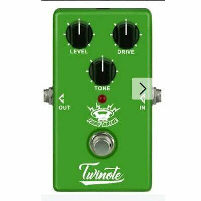 NUX OD-3 Overdrive Guitar Electric Effect Pedal True Bypass 3 Adjustable Knobs9@