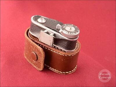 8379 - Shoe Mount Rangefinder Unit including Brown Leather Case