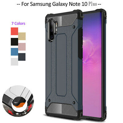 Shockproof Armor Hybrid Rugged Case Cover For Samsung Galaxy Note 10/10 Plus 5G