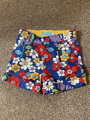 Little Bird By Jools Oliver Girls Floral Shorts Age 9-12 Mths Bnwt