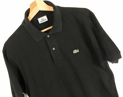 Mens Lacoste Polo Shirt Size 4 Medium Original  : PS348