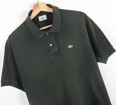 Mens Lacoste Polo Shirt Size 7 XL Original  : PS434