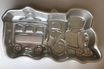 Wilton Train Cake Pan 1990