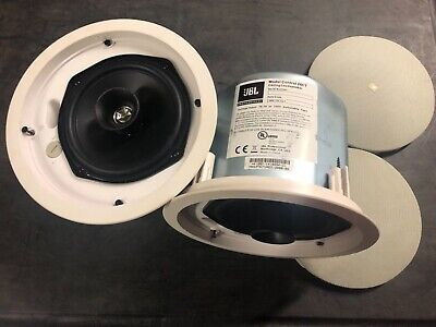 JBL, CONTROL 26CT,  Lot of 2 speakers, (1 PAIR)