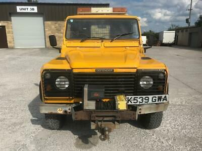 1993 Land Rover 110 Defender 200Tdi Hard Top *1 Owner - 50,000 Miles**