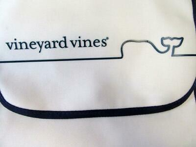 Boutique Line for Target VINEYARD VINES Baby Changing Pad WHALE LINE Creme/Navy
