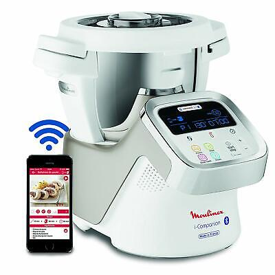 Moulinex I-Companion HF900110 Robot of Kitchen Bluetooth 13 Programmes 6 Person