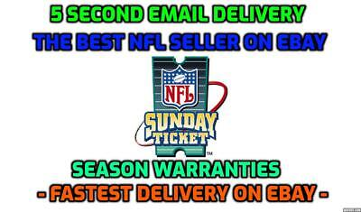 🏈  NFL Sunday Ticket 🏈 5 Sec Delivery 🏈 Pick Package 🏈 Beast Seller 🏈