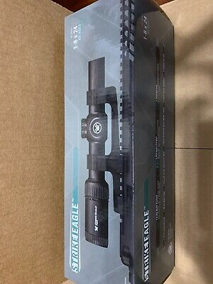 🔥BRAND NEW!!!🔥 Vortex Strike Eagle Rifle Scope 1-8x24 AR-BDC2 Reticle (MOA)