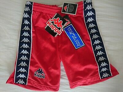 Kappa Kids/Men People On The Move Short Great for Sport or Swimming RED