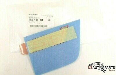 2004 Subaru Impreza WRX STi Rear Trunk Emblem Pink w/ Chrome NEW 93073FE580