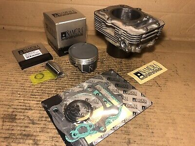LT-F 400 EIGER 2002-07 1mm Over Namura Top End Kit Suzuki LTA 400 Eiger Auto