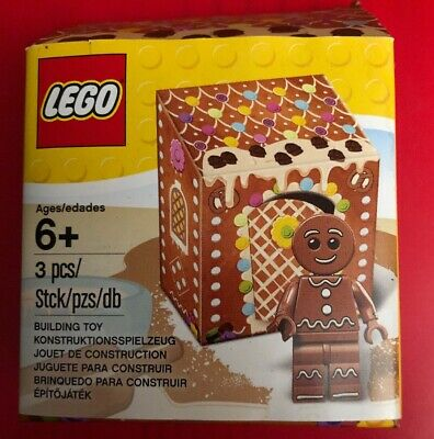 5005156 *BNISB* Lego gingerbread man