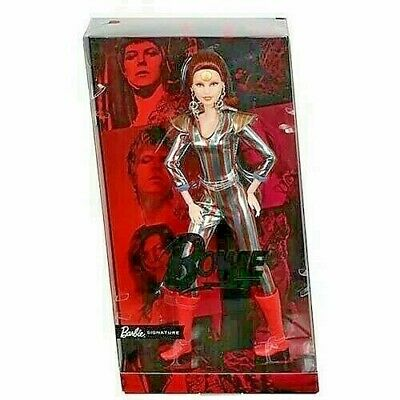 David Bowie Barbie Doll New in Box Limited Edition Available Now Ships Next Day