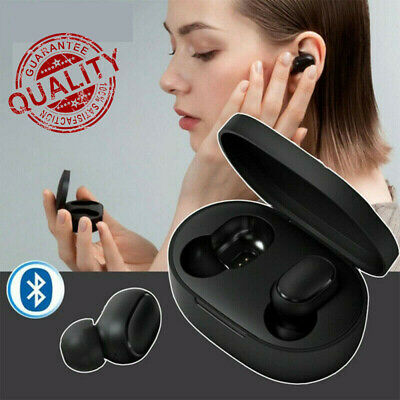 For Xiaomi Redmi TWS Airdots Headset Bluetooth 5.0 Headphone Stereo Earbuds A+++