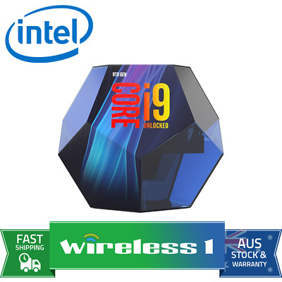 Intel Core i9-9900KF Octa Core LGA 1151 3.60 GHz Unlocked CPU Processor