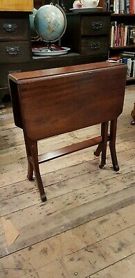 Antique Drop Sided Sutherland Occasional Table