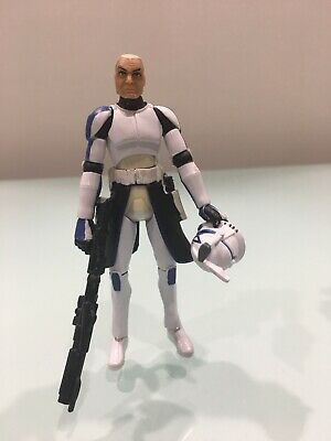 Star Wars Clone Captain Rex Vintage Collection Complete Loose