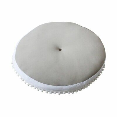 Thickened Round Play Pad Crawling Mat Soft Sleeping Mat for Toddlers Kids WT