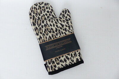 House of Hackney Wild Card Cotton Oven Glove - Butterscotch