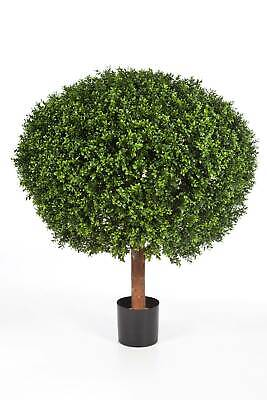 Boule de buis artificiel TOM 115cm, Ø100cm- buxus plastique/plante artificielle