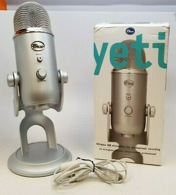 Blue Microphones - Yeti - Ultimate Usb Microphone For Professional Recording