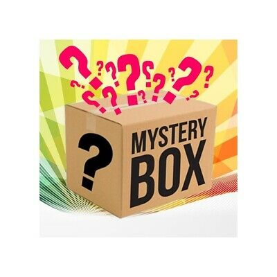 Surprise Box lot Mystery Item Gadgets DVDs Games Toys Many More