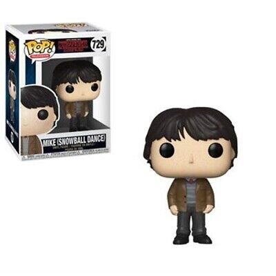 Funko - POP Television: Stranger Things - Mike at Dance Brand New In Box
