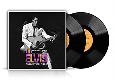 Presley,Elvis-Live At The International Hotel Las Vegas Nv 1969 Vinyl Lp New