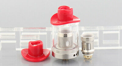 Authentic Demon Killer Magic Hat Sub Ohm Tank Clearomizer Red