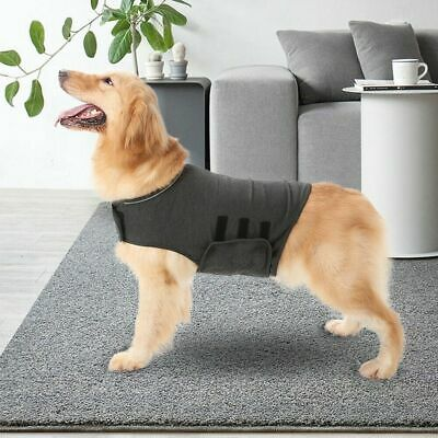 Thundershirt Anti-Anxiety Coat for Dog Nervous Dog Calming Vest Clothes