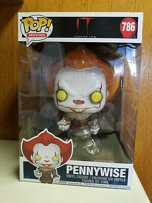 "Funko Pop! Movies: It Chapter Two: Pennywise #786 10"" Vinyl Pop"